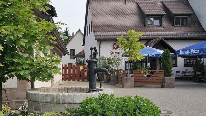 Den Traditionsfisch findet man auch im fränkischen Gasthof