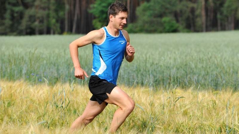 Als letztes steht dann noch ein Marathon an - 42,195 Kilometer müssen zu Fuß zurückgelegt werden.