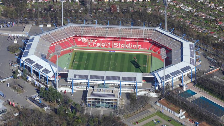 Der Club und Sportfive: Auf der Suche nach einem Stadionsponsor