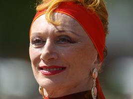 Margot Werner  nackt