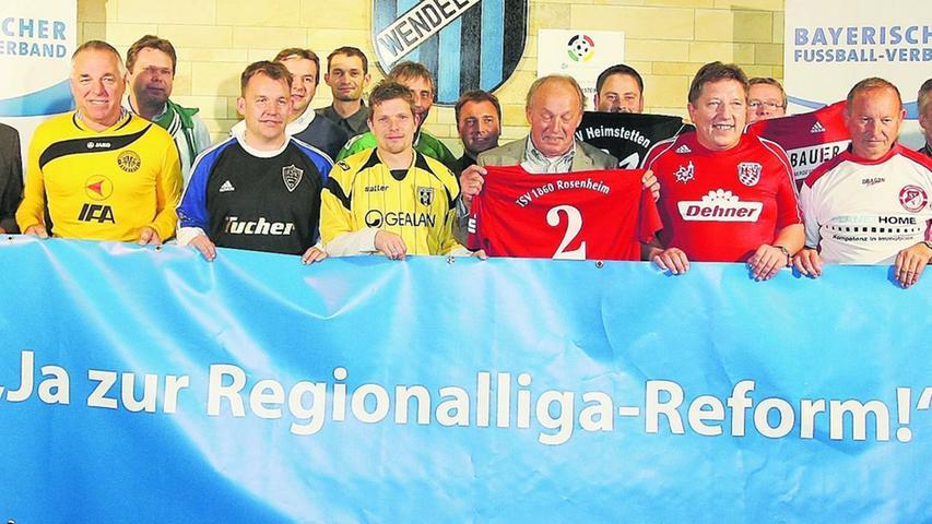 Bayerische Amateur-Klubs rebellieren gegen die Profis