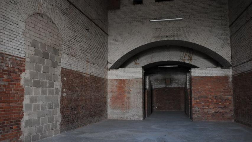 Die Kongresshalle ist das größte noch erhaltene Bauwerk aus der NS-Zeit.