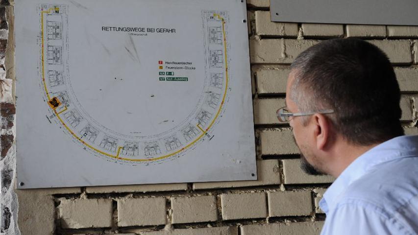 Nach der Vorstellung der Architekten Ludwig und Franz Ruff sollte die Kongresshalle an das Colosseum in Rom erinnern.