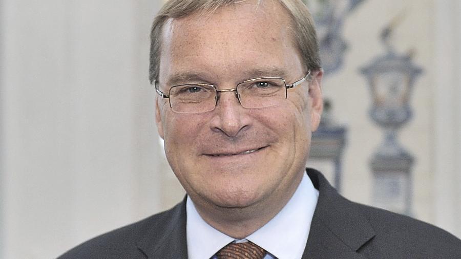 Bambergs Oberbürgermeister Andreas Starke möchte seinen Posten noch einmal verteidigen: Er kandidiert bei der nächsten Kommunalwahl im März 2020 zum dritten Mal als Oberbürgermeister.