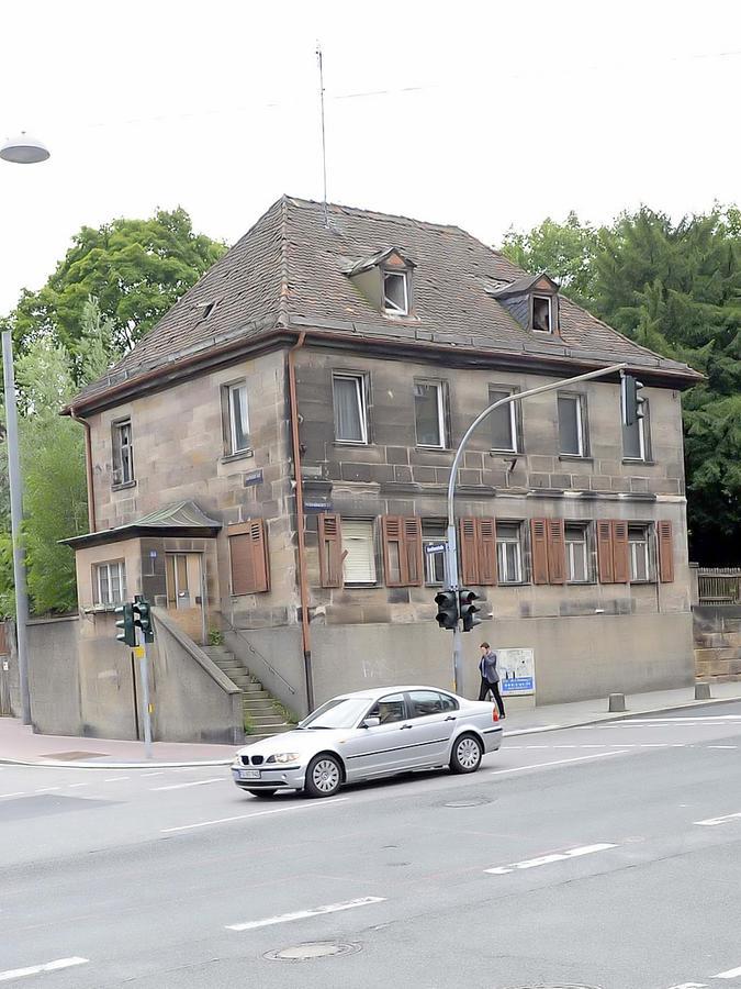 Hat eine Zukunft: Das Haus Schwabacher Straße 53, Ecke Karolinenstraße.