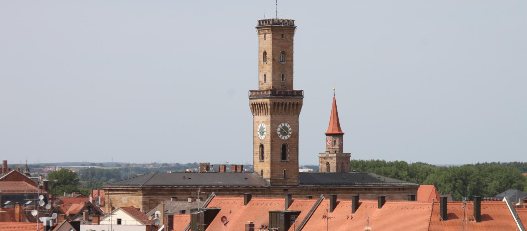Zum zwölften Mal in Folge ist Fürth die sicherste Großstadt Bayerns.