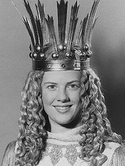 Doris Kormann (verheiratete Reinelt) war das 10. gewählte Christkind in den Jahren 1987 und 1988.