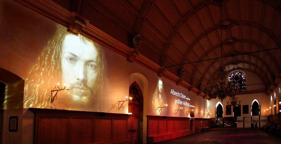 ...ist Dürers Triumphzug wieder in aller Munde. Die Fragen sind aber immer noch die gleichen: