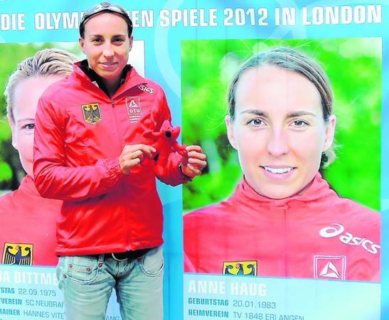Einen Tag nachdem TV48-Athletin Anne Haug bei Olympia gestartet ist, veranstaltet ihr Heimverein den Erlanger Triathlon.