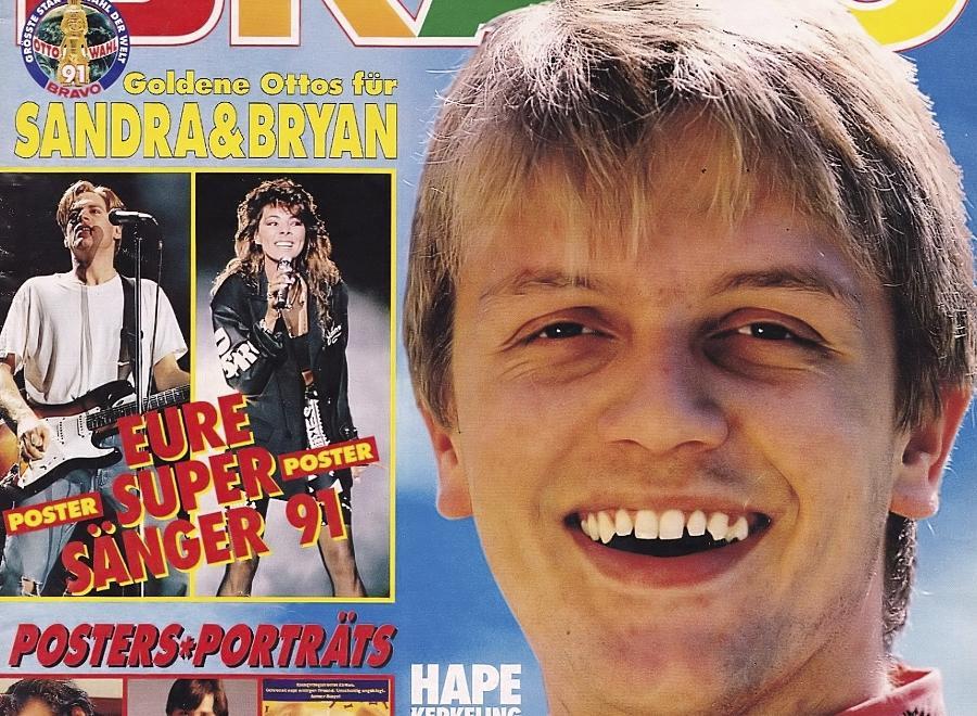 """Das Bekenntnis des beliebten Entertainers fand Eingang in die Jugendzeitschrift """"Bravo""""."""