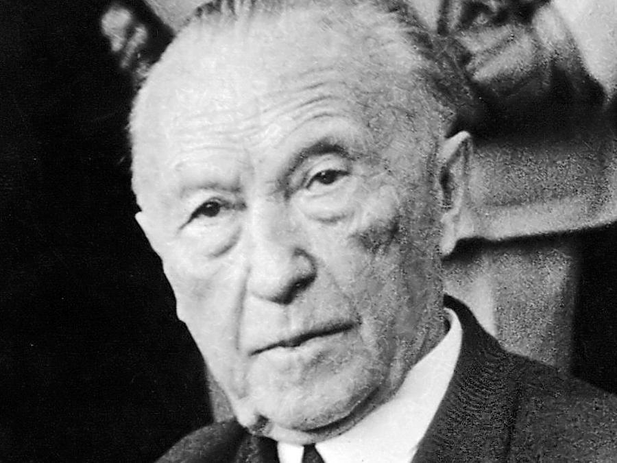 Konrad Adenauer erkannte als Kölner OB den großen Nutzen einer Autobahn.