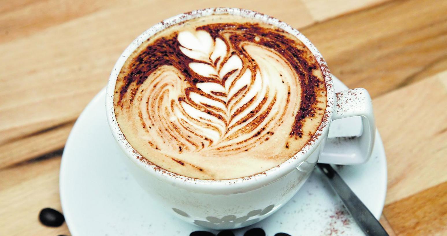 Cappuccino: Ein Kunstwerk, das in Maßen genossen werden sollte.