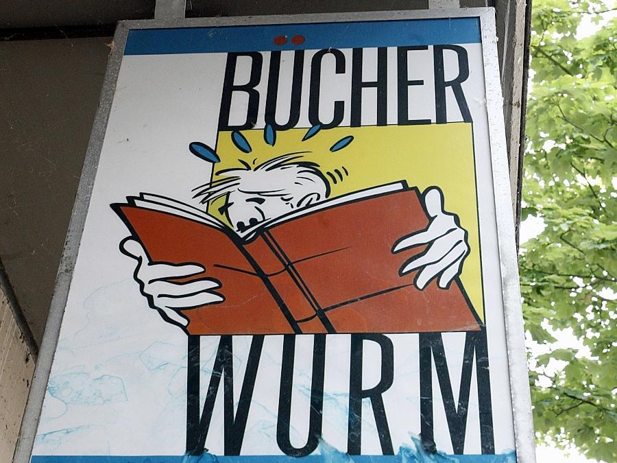 Bücherwurm zabo