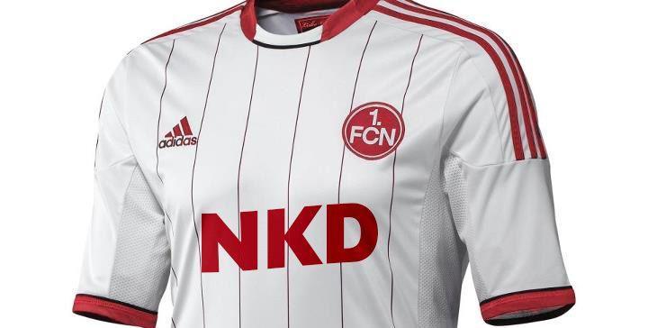 Der Textildiscounter NKD wird zukünftig auf dem Trikot des 1.FC Nürnberg Werbung für seine rund 1700 Filialen machen.