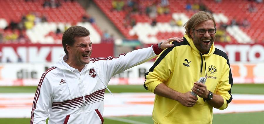 Mit den finanziellen Möglichkeiten der Niedersachsen konnte Hecking mitunter auch mit den Großen der Branche wie dem damaligen Dortmunder Trainer Jürgen Klopp mithalten. Bis heute ist Hecking der Coach, der hinter Heinz Höher die zweitmeisten Bundesligaspiele auf der Club-Bank als Cheftrainer saß.