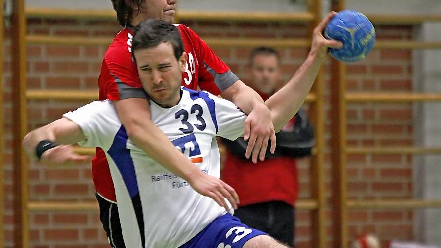 HG/HSC-Trainer Helmut Schmelzle freut sich über einen großen Kader. Dazu zählt mit Andreas Gramlich (vorne) ein Rückkehrer.