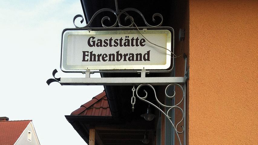 Gasthof Ehrenbrand, Weihenzell