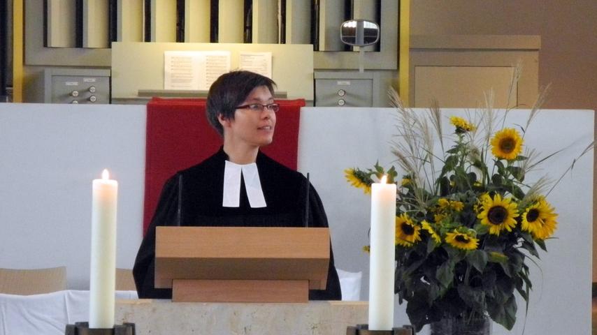 Pfarrerin Andrea Schäfer freut sich auf einen mutigen Aufbruch und hat keine Angst vor