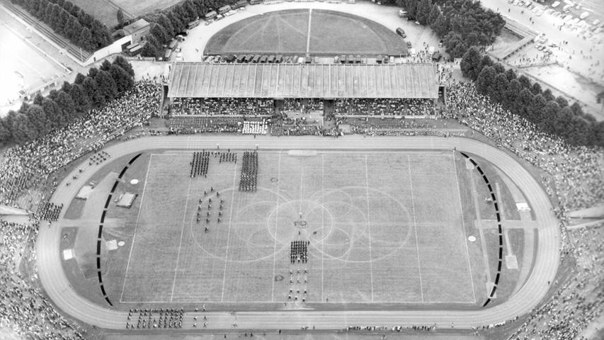 Als das Nürnberger Stadion einmal Victory-Stadium hieß