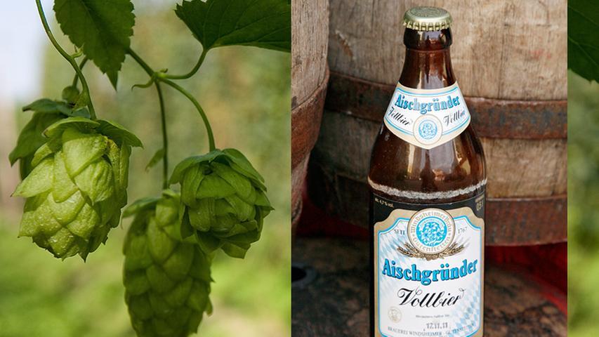 Ein Bier, das in seinem Wappen drei Lilien trägt, ist eher ungewöhnlich und auch die Brauerei Windsheimer in Gutenstetten hat sich über all die Zeit nie massenkonform verhalten. Kein Wunder, dass die Fangemeinde der Bügelflasche, die hier nie ausgestorben war, riesig groß ist. Hans Windsheimer braut im übrigen Dunkel, Pils, Märzen und Lager sowie seinen Vollbier-Klassiker, der hier zur Benotung steht. (Durchschnittsnote: 6,7)