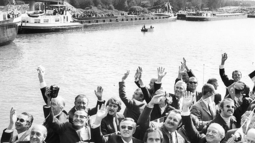 Der Umschlagplatz der Region: Die Geschichte des Nürnberger Hafens
