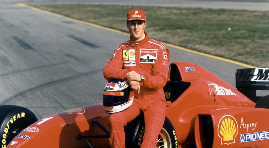 Schumacher: Herzens-Italiener, Pannen-Comeback, Legende
