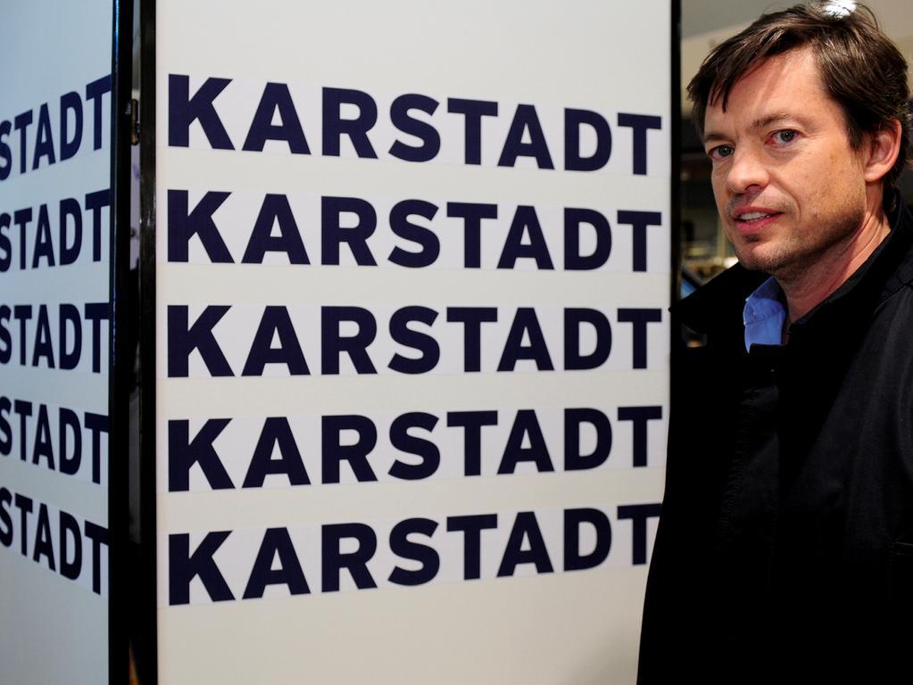 Karstadt-Investor Berggruen dementiert Verkaufsgerüchte.