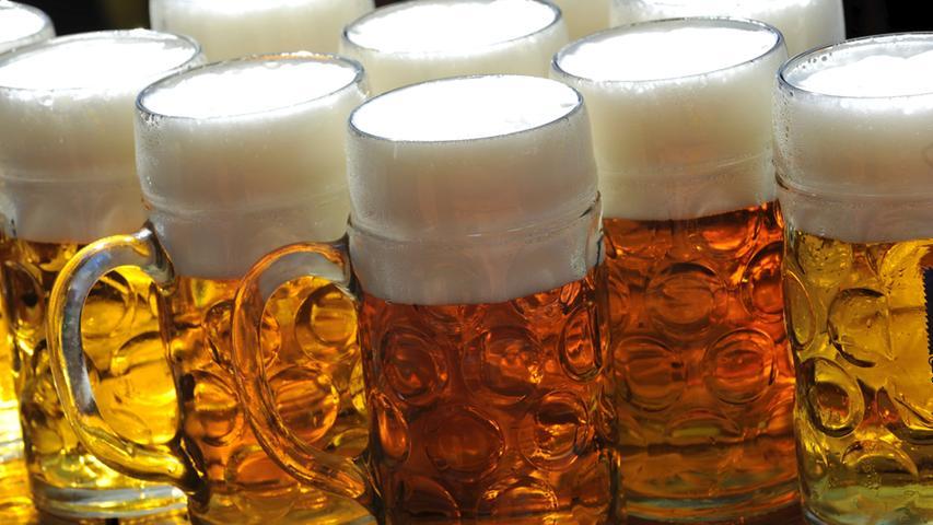 Das Frankendorf von Dinkel Gastrobetriebe ist auf vielen Festen in Franken, wie dem Nürnberger Volksfest oder dem Altstadtfest, vertreten. Auch für die Bergkirchweih in Erlangen haben sie ein buntes Programm zusammengestellt.