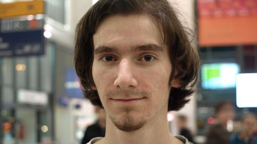 Georg Amdronache, 21: