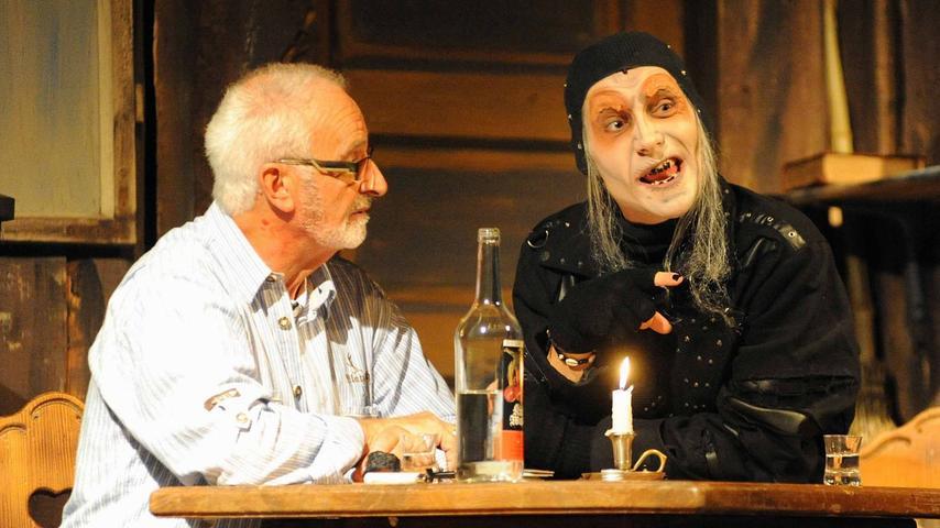 """Theater Rednitzhembach: """"Der Brandner Kaspar & das ewig' Leben"""""""
