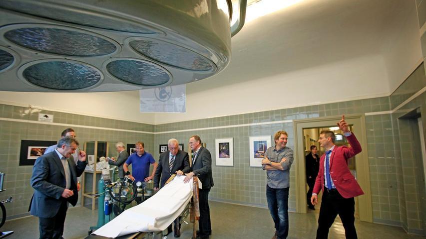 Ausstellung 175 Jahre Klinikum