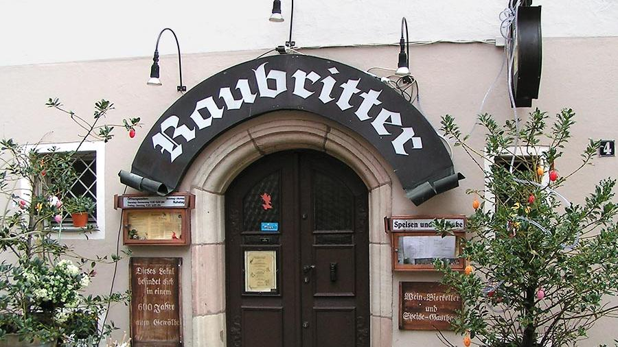 Kellerlokal Raubritter