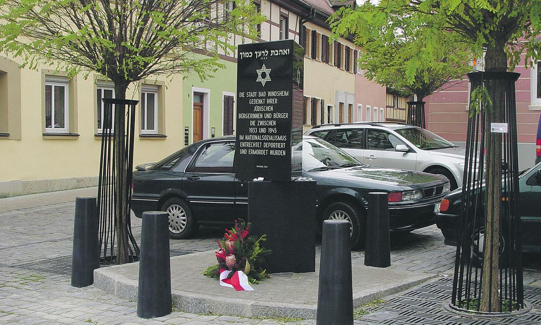 Hafenmarkt und Seekapelle sind am Samstag in Bad Windsheim die Schauplätze des Gedenkens an die Reichspogromnacht des Jahres 1938.