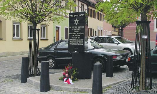 Gedenkstunde in Bad Windsheim zur Reichspogromnacht - Nordbayern.de