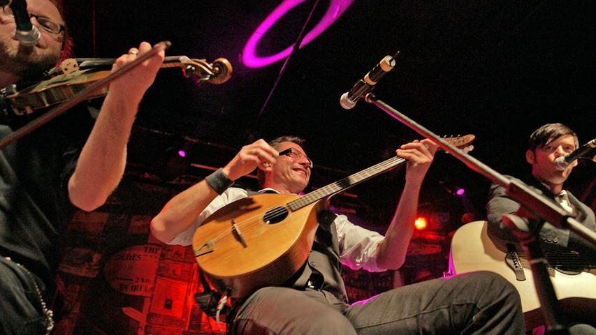 Fiddler's Green rockt den Hirsch