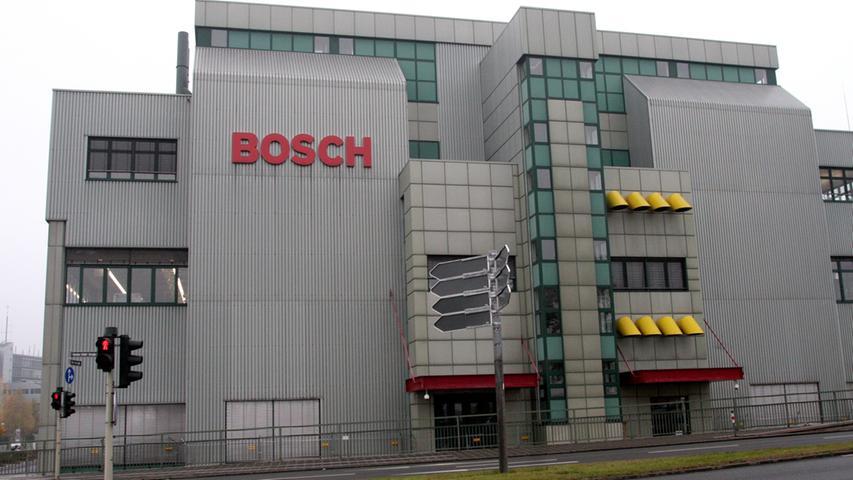 Paradedisziplin von Bosch war die Kategorie
