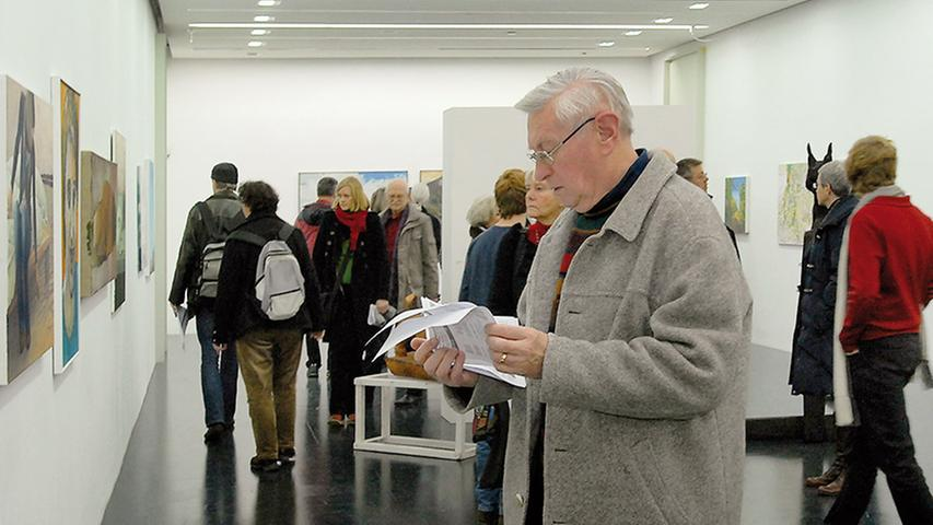 Winterausstellung des Kunstvereins Erlangen