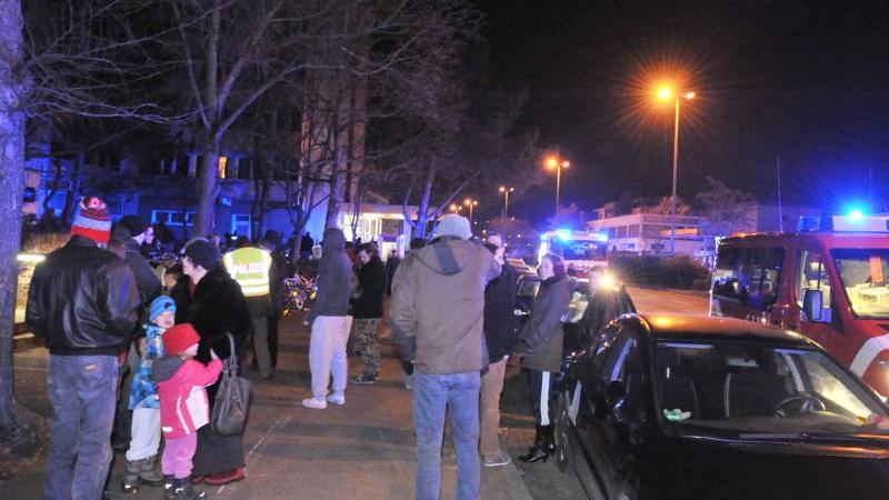 Betroffen waren insgesamt circa 60 Personen,...