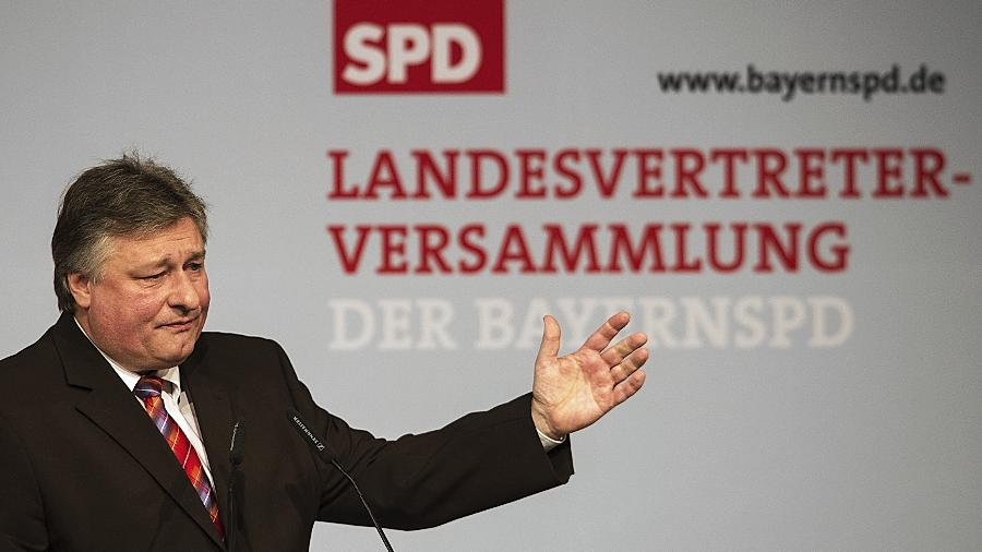Martin Burkert unterstützt das Vorhaben der Stadtbild-Initiative Nürnberg (Archivbild).