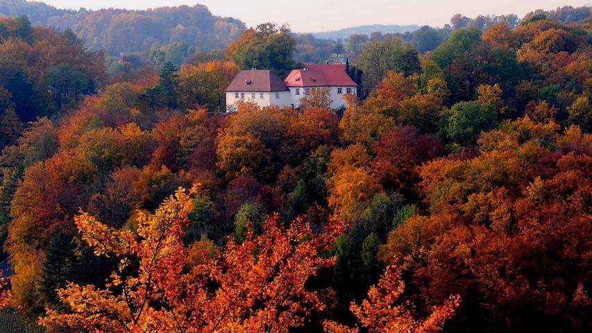 Elf Orte: Wo es rund um Forchheim im Herbst am schönsten ist