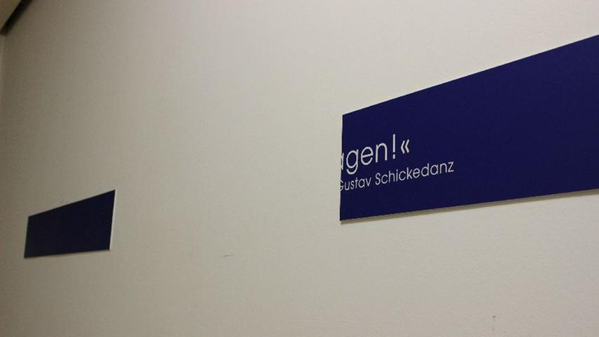 Die Zeit nagt selbst an Erinnerungen an den Firmengründer Gustav Schickedanz.