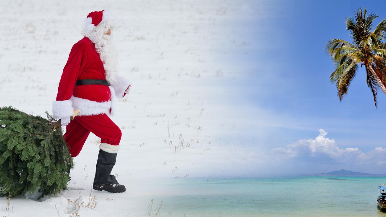 Weihnachten im Ausland