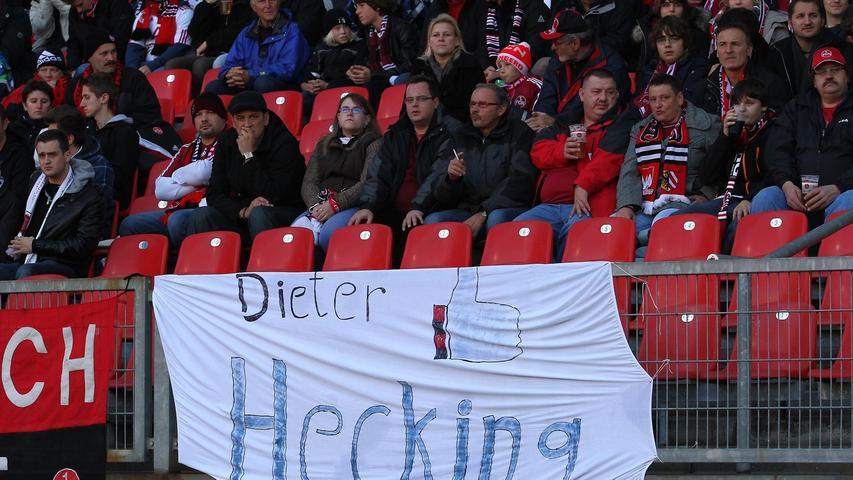 Bei den Clubfans war Dieter Hecking stets hochgeschätzt, nicht mehr und nicht weniger. Geliebt oder verehrt,...