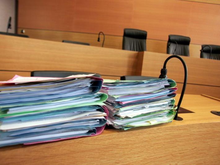 Die Richter klappten die Akten in der Causa Hoerkens gegen Gloßner entgültig zu.