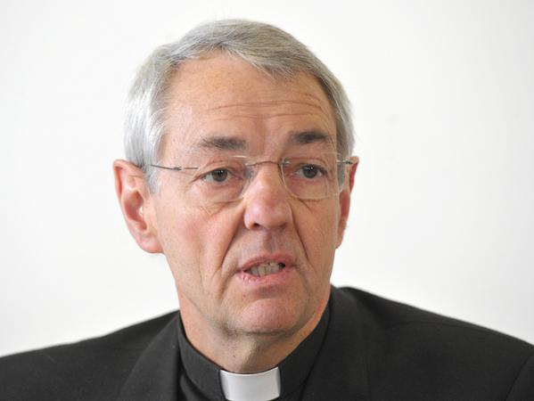 Hält ebenfalls nichts von Kritik im Wortgottesdienst: der Bamberger Bischof Ludwig Schick.