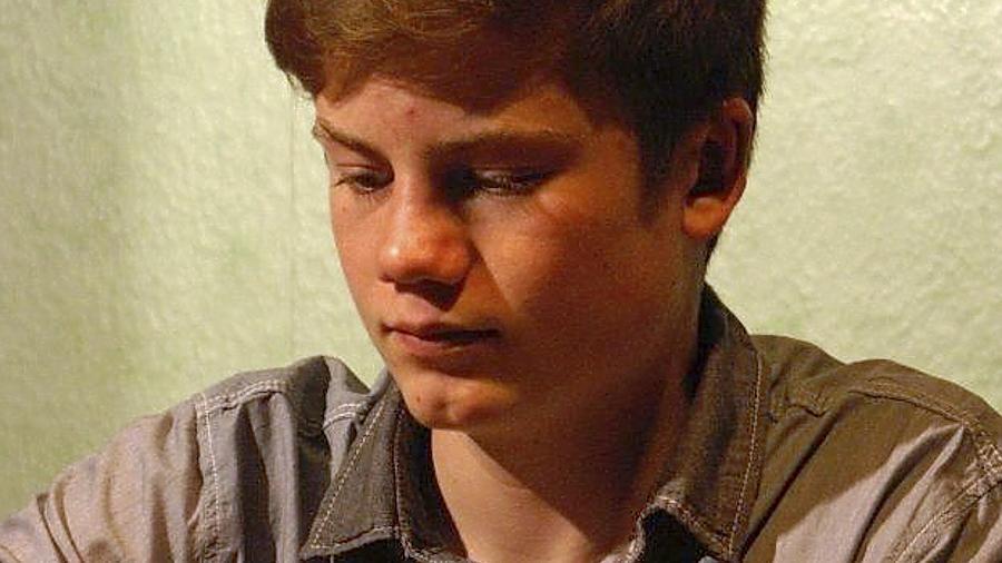 Eines der größten Talente, das die SG Büchenbach/Roth je hatte: Jonas Hacker, 16-jähriger Gymnasiast aus Treuchtlingen.