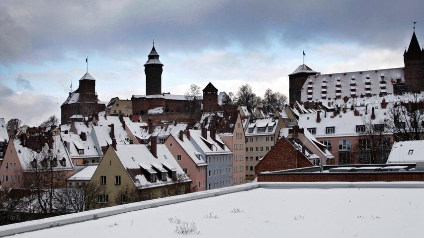 10 Orte: Wo Nürnberg im Winter am schönsten ist