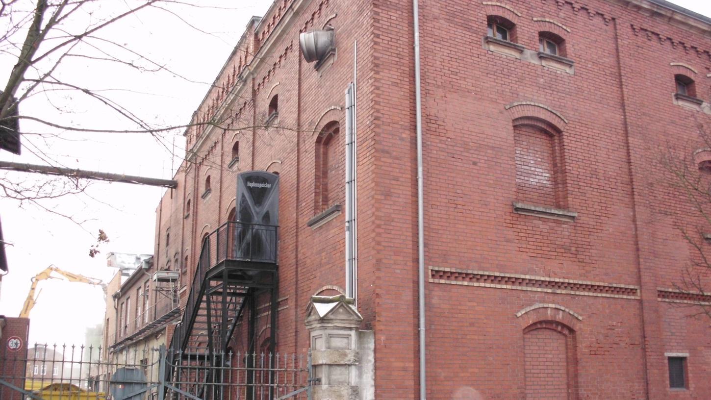 Was den Abriss des historischen Gärhauses betrifft, bemüht man sich zurzeit um eine Einigung.