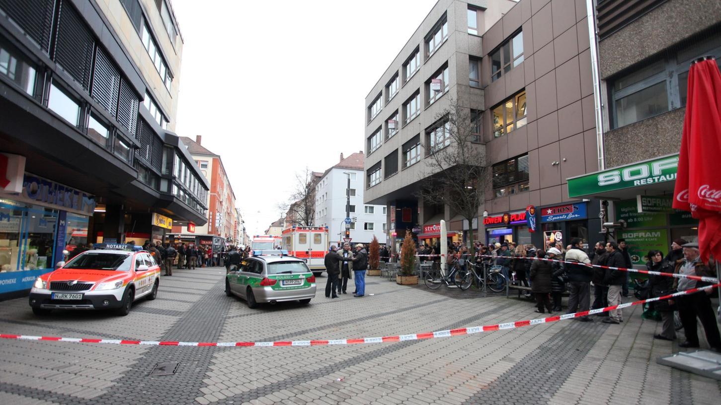 Im Januar endete eine Auseinandersetzung zwischen zwei Männern in der Südstadt mit dem Tod eines der beiden.