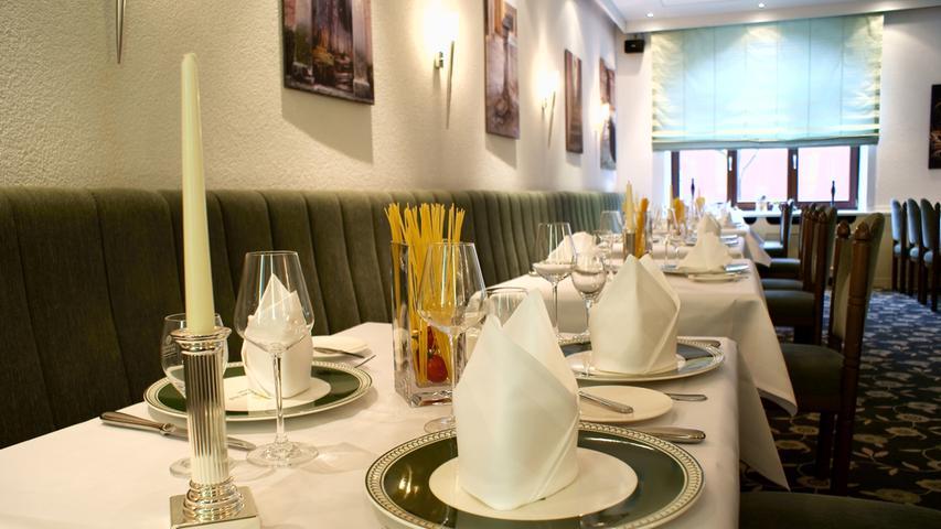 Restaurant Rosmarin und Lounge-Bar im Bayerischen Hof, Erlangen